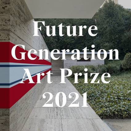 Future Generation Art Prize: apply by 20 May 2020