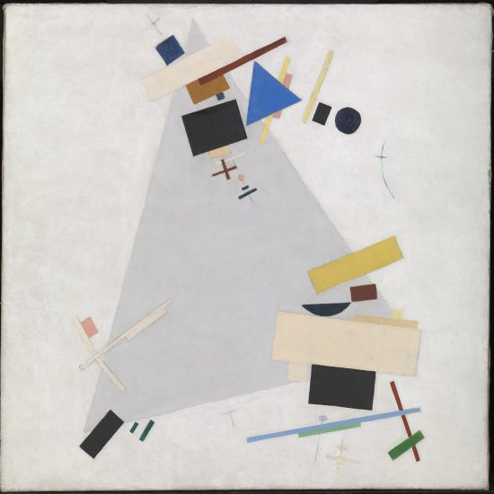 Russian Avant-Garde and the Untimely Museum of Pictorial Culture