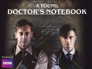 A Young Doctor's Notebook (SkyArts1 Series) Review