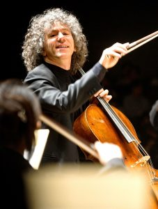 """Musicians in Isolation"": Yulia Chaplina in conversation with Steven Isserlis"