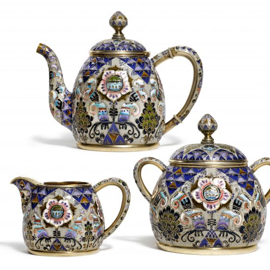 SOTHEBY'S: RUSSIAN WEEK SALE – WORKS OF ART: 9 -17 June