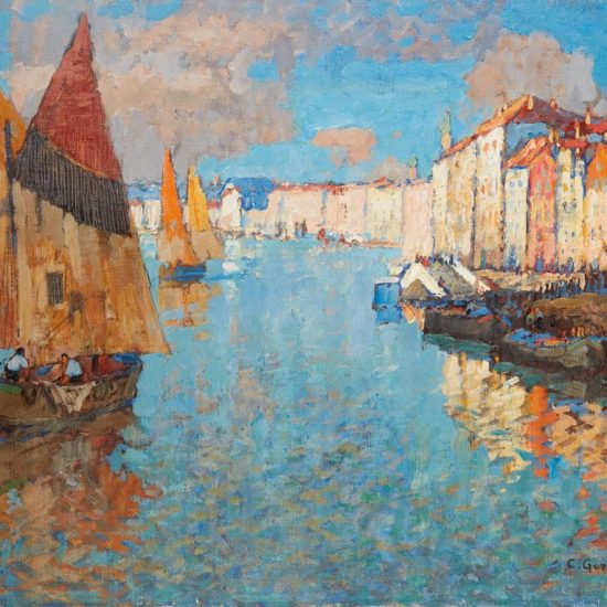 Hermitage Fine Art: Russian Art Sale on 7-8 July in Monaco