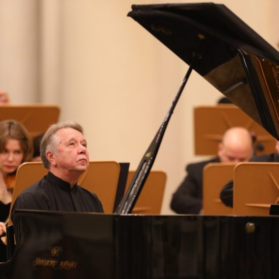 Mikhail Pletnev and Russian National Orchestra