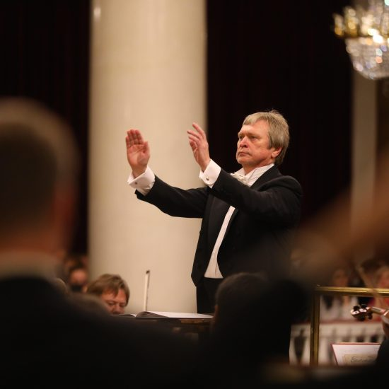 100th season of St Petersburg Philharmonic Hall: ambitious start of the music-making year