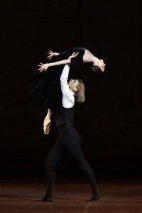 "Bolshoi Ballet in UK Cinemas from 1 November 2020: ""The Lady of the Camellias"""