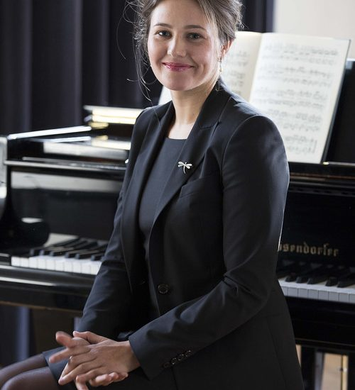 Olga Jegunova – growing up in the USSR, is music a man's world?
