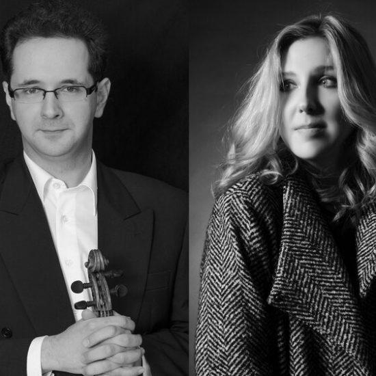 PUSHKIN HOUSE MUSIC SALON: YULIA CHAPLINA AND YURI KALNITS – 13 December