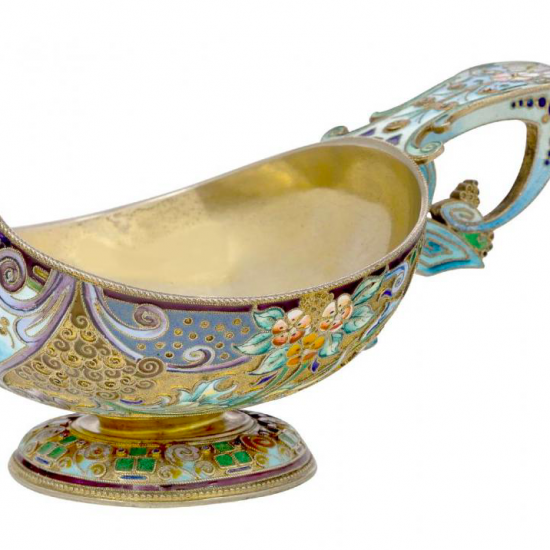 Russian Silver in Roseberys Fine & Decorative Auction – 25 November – Online Only