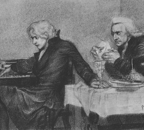 ZOOM EVENT on 10 November: PUSHKIN'S MOZART AND SALIERI: MODERN CONNOTATIONS