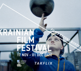 Ukrainian Film Festival Online: 17 November – 1 December 2020