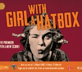 Russian silent comedy classic, Girl with a Hatbox, debuts world premiere of a new score