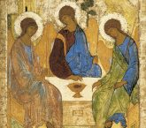 Rowan Williams and Rublev