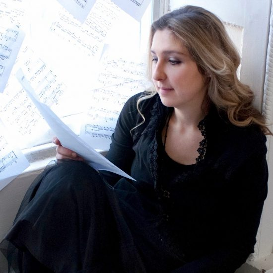 Russian pianist Yulia Chaplina contemplates the simple yet sad beauty of Tchaikovsky's Lullaby Op 16/1
