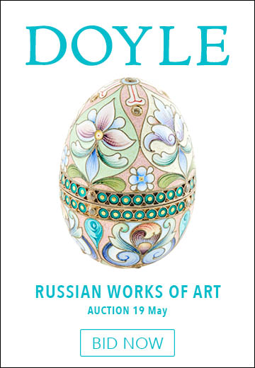 Doyle NY Russian Works of Art 19 May