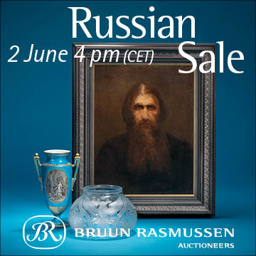 Bruun Rasmussen Russian Sale 2 June 2021