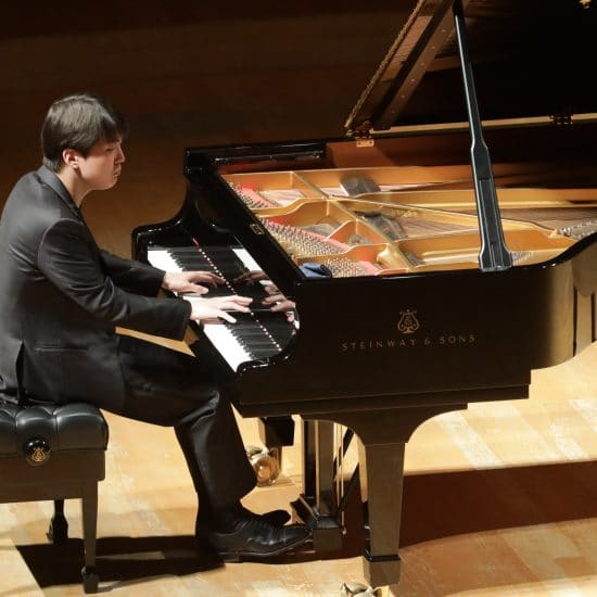 «What country, friends, is this?»: the second part of XV International Piano Festival at Mariinsky Theatre