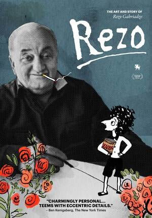 REZO: online screening of a biographical animated film – 14 July