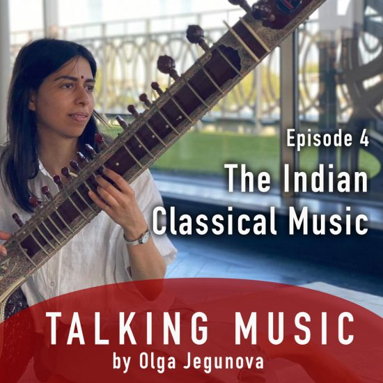 Talking Music: Indian Classical music