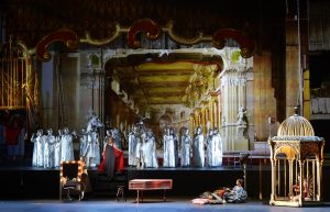 Some like it hot: three opera premieres given during the summer heat in St Petersburg