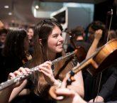 National Youth Orchestra Performs Shostakovich and Stravinsky