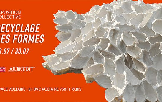 Recycling of Forms: group show on 23-30 July in Paris