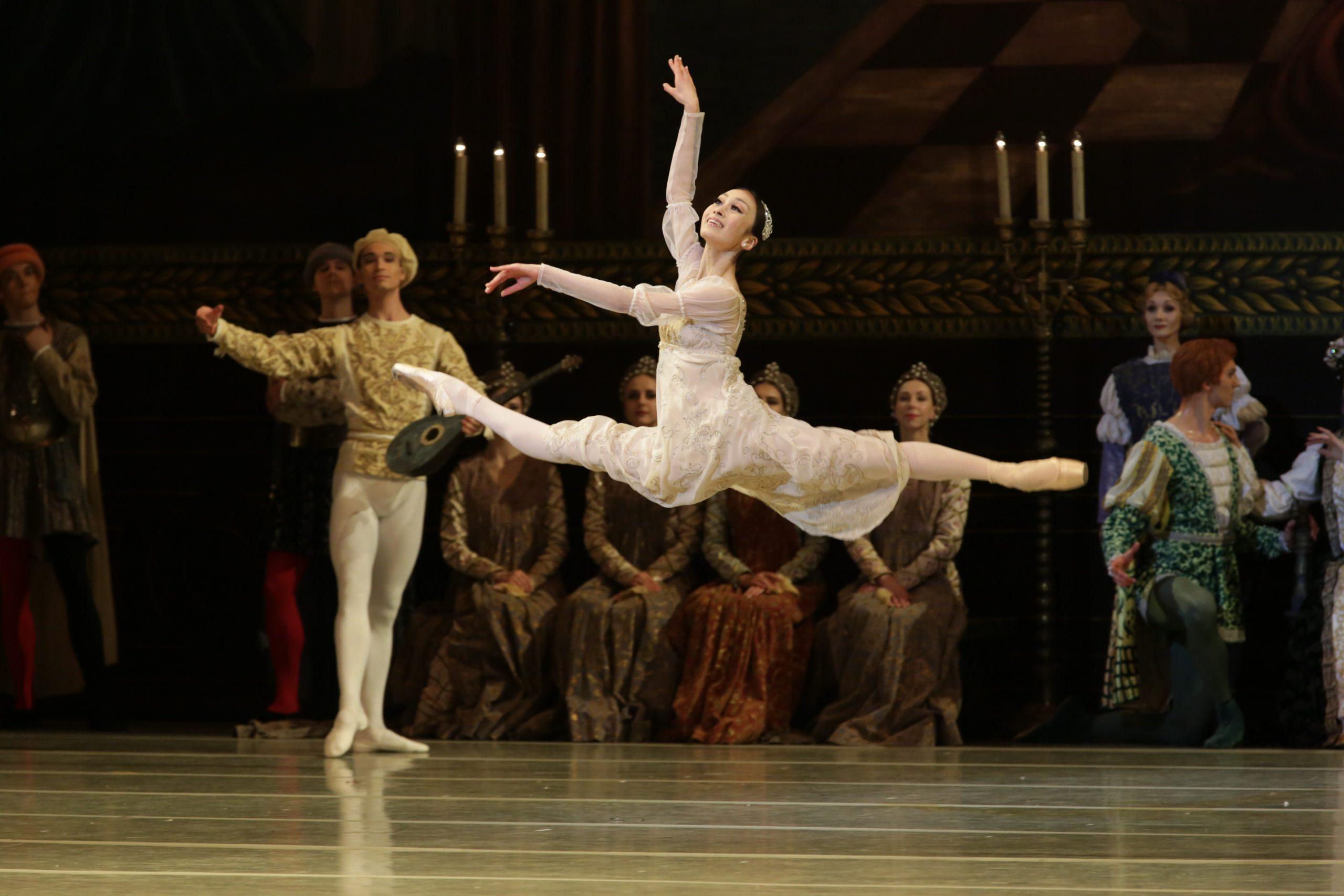 Romeo and Juliet. Photo by Natasha Razina ©Mariinsky Theatre