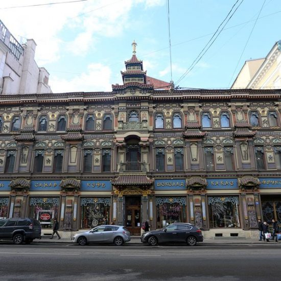 """""""Get to know Moscow"""" offers a video tour with ethnographer Philip Smirnov"""