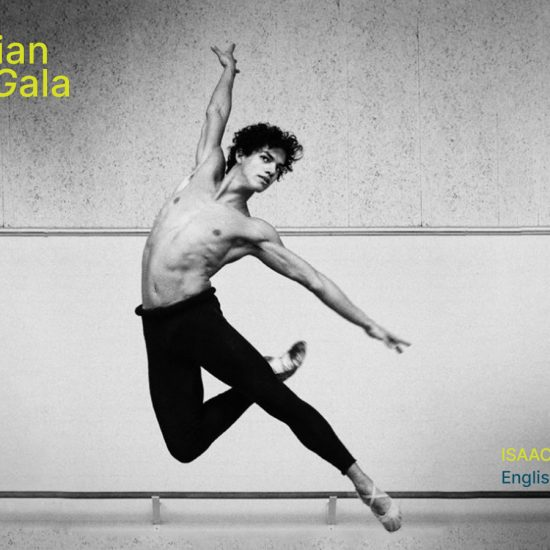Ukrainian Ballet Gala at Sadler's Wells