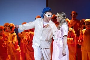 Stars of White Nights culminate in the premiere of Les Contes d'Hoffmann
