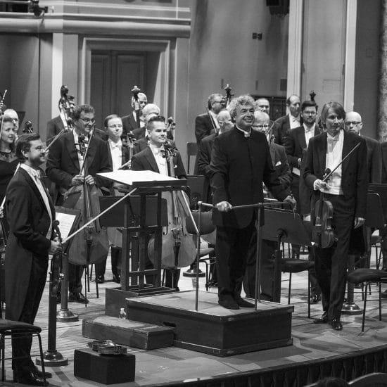 Czech Philharmonic 126TH SEASON LAUNCH:  SHOSTAKOVICH'S SYMPHONY NO. 7 LENINGRAD