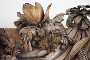 Grinling Gibbons is alive and well and still in St Petersburg