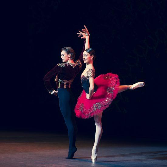BALLET ICONS GALA – BACK ON STAGE – CELEBRATION OF DANCE
