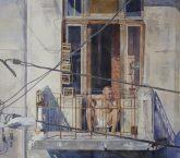 Three Ukrainian Artists: 6-23 October in Chapel Arts, Cheltenham