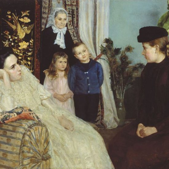 RUSSIA'S ROLLERCOASTER ENGAGEMENT WITH BRITISH ART